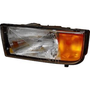 Headlamp Lh