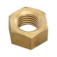 Brass Nut 12Mm