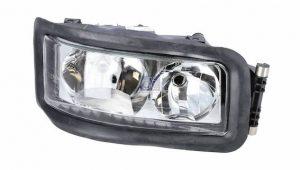 Headlamp 4-Pin Rh
