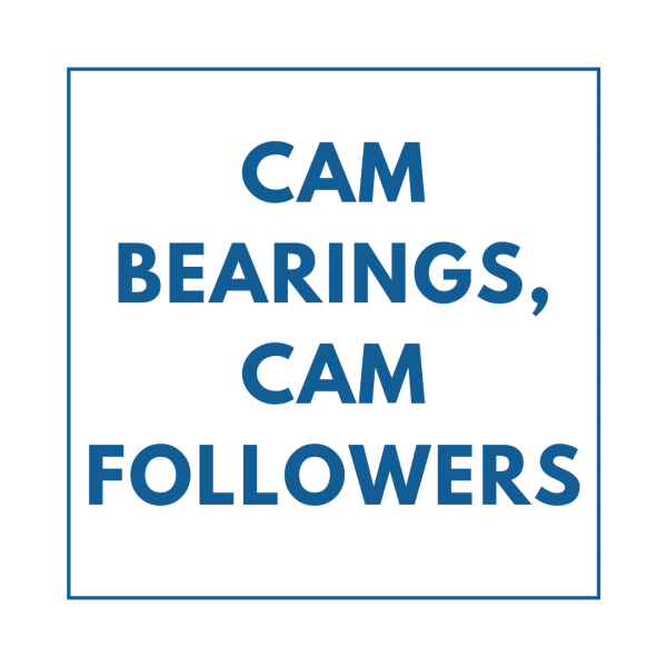 Cam Bearings, Cam Followers