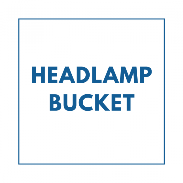 Headlamp Bucket