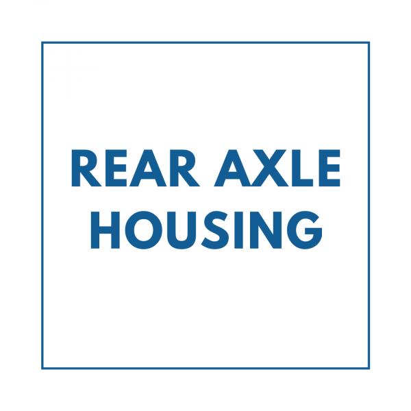 Rear Axle Housing