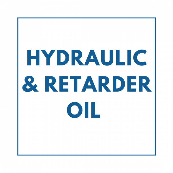 Hydraulic & Retarder Oil