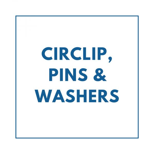 Circlip,Pins and Washers