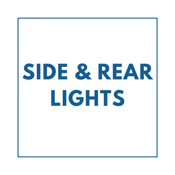 Side & Rear Lights