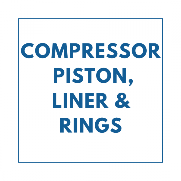 Compressor Piston, Liner & Rings