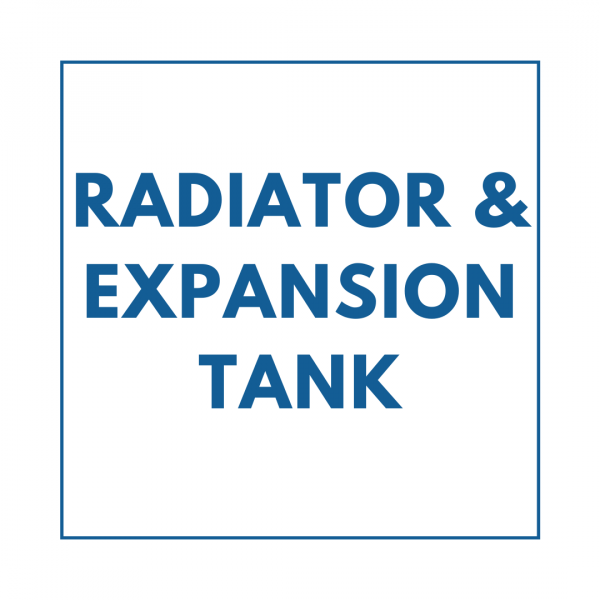 Radiator & Expansion Tank