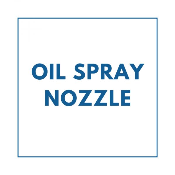Oil Spray Nozzle
