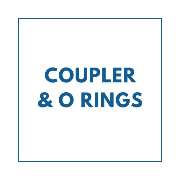 Coupler & O Rings