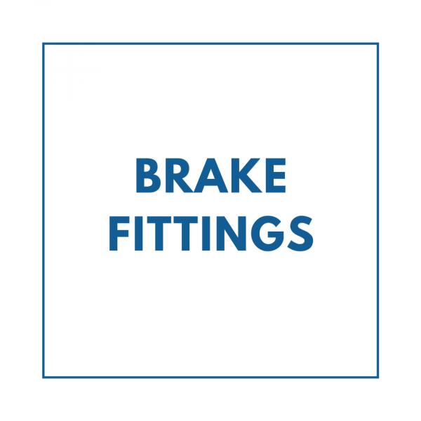 Brake Fittings