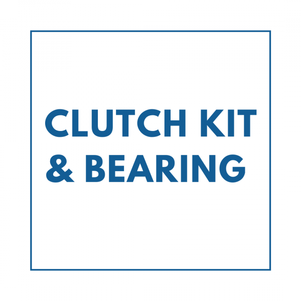 Clutch Kit & Bearing