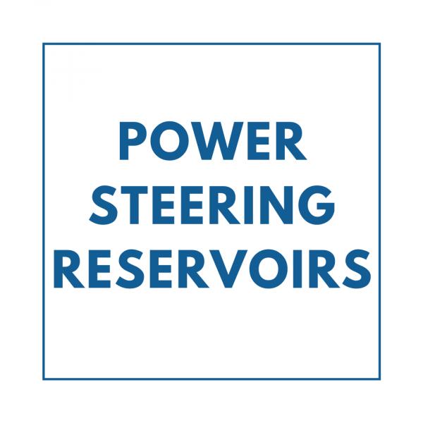 Power Steering Reservoirs