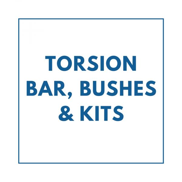Torsion Bar, Bushes &Kits