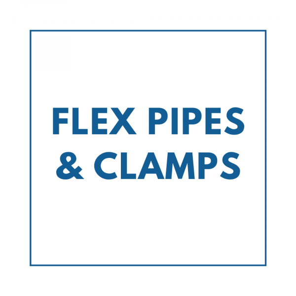 Flex Pipes & Clamps