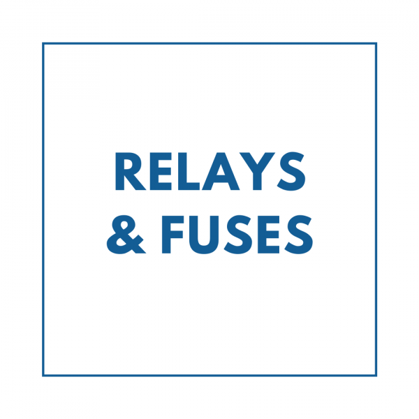 Relays and Fuses