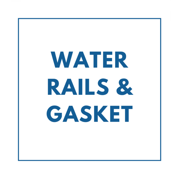 Water Rails & Gaskets