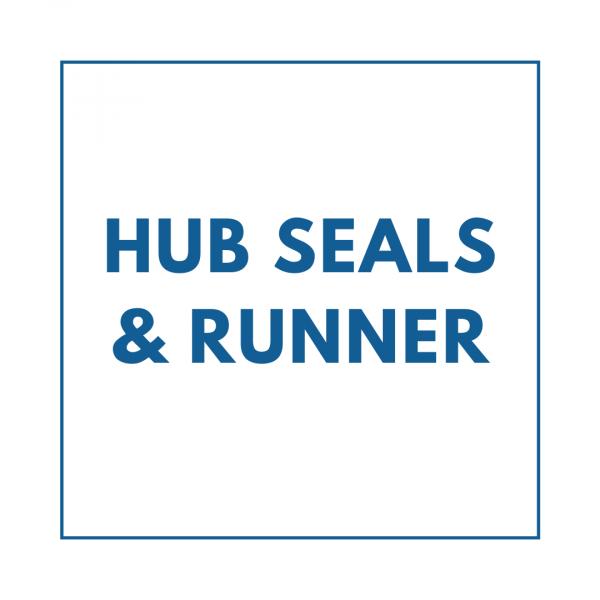 Hub Seals & Runner