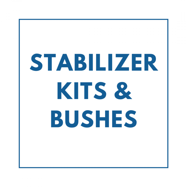 Stabilizer, Kits & bushes