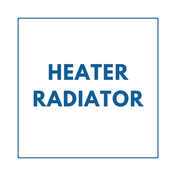 Heater Radiator