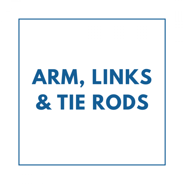 Arms, Links & Tie Rods