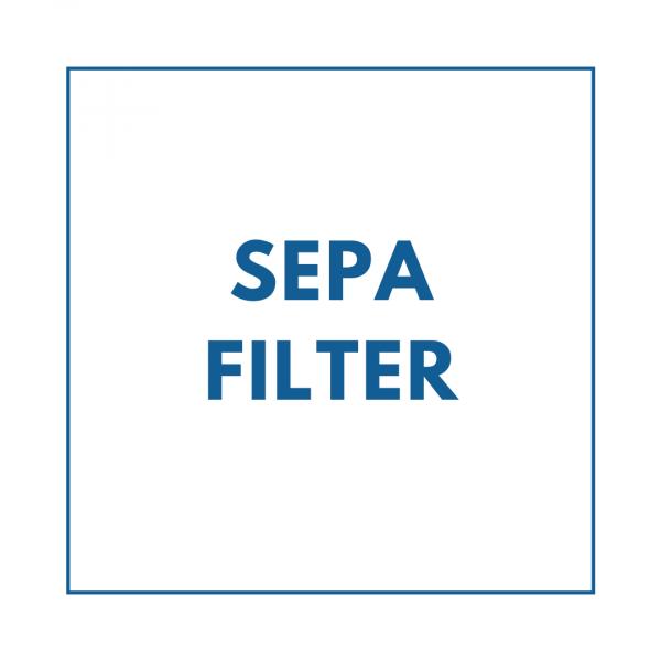 Sepa Filter