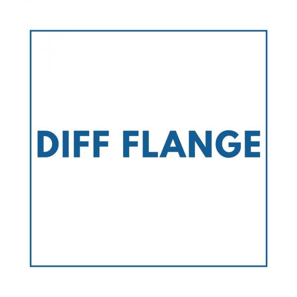 Diff Flange