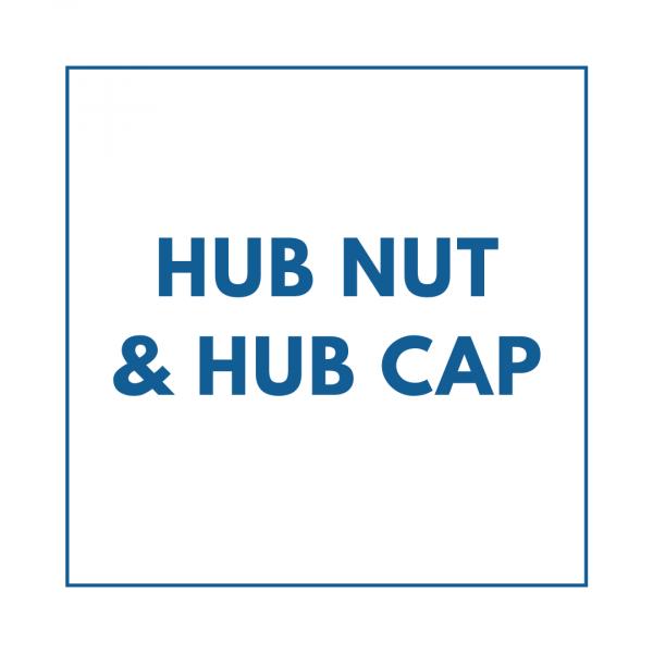 Hub Nut & Hub Caps