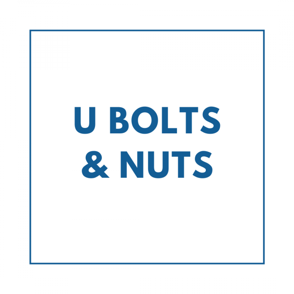 U Bolts & Nuts