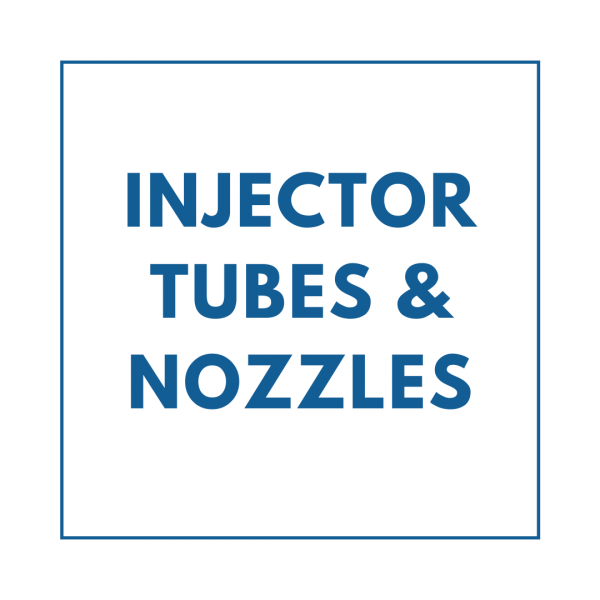 Injector Tubes & Nozzles