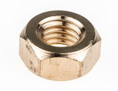 Brass Nut 8Mm