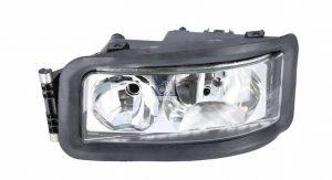 Headlamp 4-Pin Lh