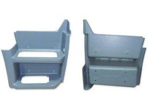 Step Box Lower Single W/O Hole Rh