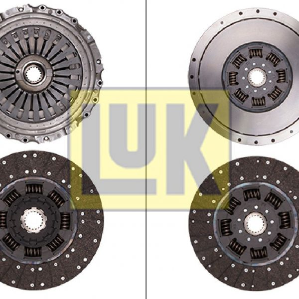 Clutch Kit 400 Twin Assy