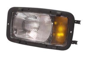 Headlamp Lh Import