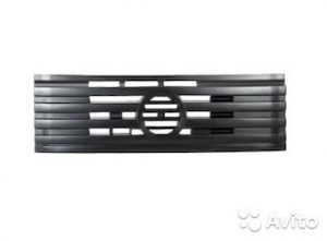 Grille Broad Fin