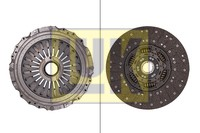 Clutch Kit Single 430 Pull