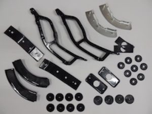 Sunvisor Bracket Set D/Cab (36)