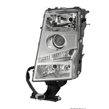 Headlamp Lh Import (Square Plug)