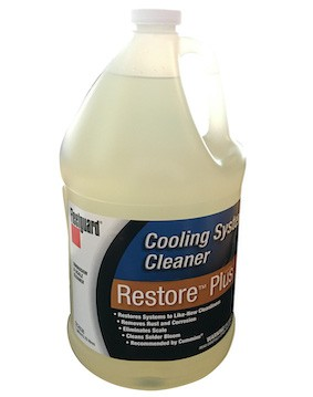 Restore Plus Cooling System Cleaner
