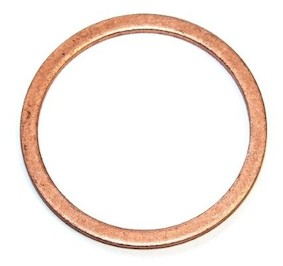 Washer Evb Copper