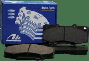 Brake Pad Set (F)