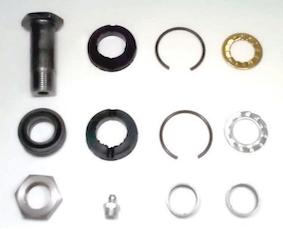 Brake Cam Kit Solid Brg 1213