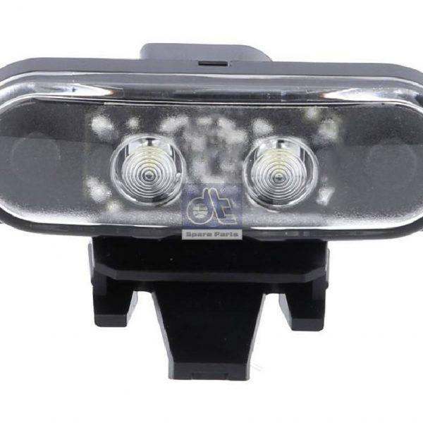 Marker Lamp Sunvisor