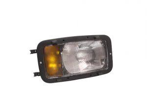 Headlamp Rh Import