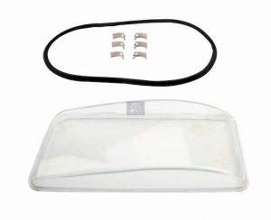 Headlamp Lens Lh