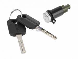 Door Lock Cylinder Kit + 2 Keys