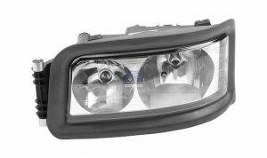Headlamp 6-Pin Lh